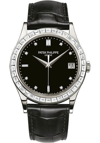 Patek Philippe Watches - Calatrava 38mm - Style No: 5298P-010