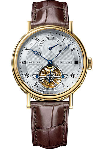 Breguet Watches - Classique Grande Complication 5317 - Torbillon - 39mm - Style No: 5317BA/12/9V6