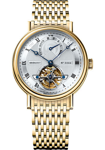 Breguet Watches - Classique Grande Complication 5317 - Torbillon - 39mm - Style No: 5317BA/12/AV0