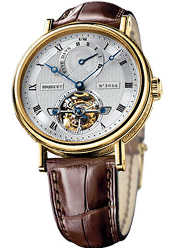 Breguet Watches - Classique Grande Complication 39mm - Yellow Gold - Style No: 5317BA/12/9V6