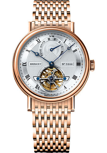 Breguet Watches - Classique Grande Complication 5317 - Torbillon - 39mm - Style No: 5317BR/12/RV0