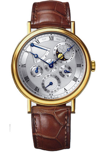 Breguet Watches - Classique Grande Complication 39mm - Yellow Gold - Style No: 5327BA/1E/9V6