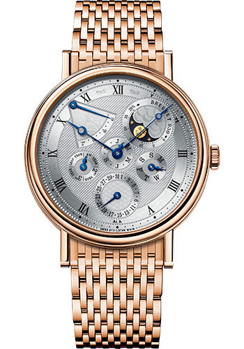Breguet Watches - Classique Grande Complication 5327 - Perpetual Calendar - 39mm - Style No: 5327BR/1E/RV0