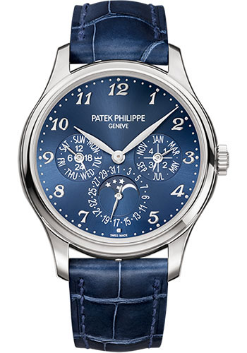 Patek Philippe Watches - Grand Complications Perpetual Calendar Moonphase - 39mm - Style No: 5327G-001