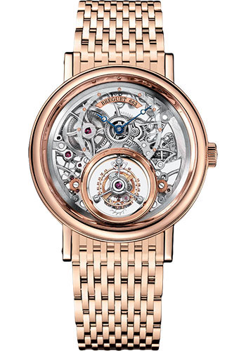 Breguet Watches - Classique Grande Complication 5335 - Tourbillon Messidor - 40mm - Style No: 5335BR/42/RW0