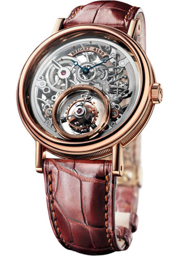 Breguet Watches - Classique 40mm - Rose Gold - Style No: 5335BR/42/9W6