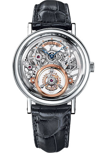 Breguet Watches - Classique Grande Complication 5335 - Tourbillon Messidor - 40mm - Style No: 5335PT/42/9W6