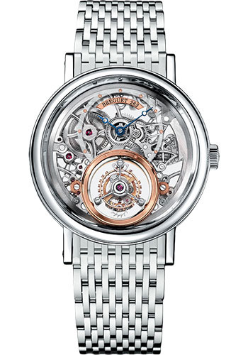 Breguet Watches - Classique Grande Complication 5335 - Tourbillon Messidor - 40mm - Style No: 5335PT/42/PW0