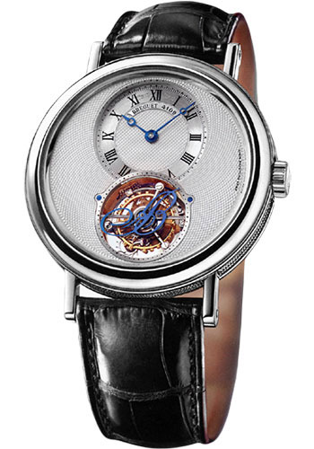 Breguet Watches - Classique Grande Complication 39mm - Platinum - Style No: 5357PT/1B/9V6