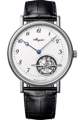 Breguet Watches - Classique Grande Complication 5367 - Extra Thin Tourbillon - 41mm - Style No: 5367PT/29/9WU