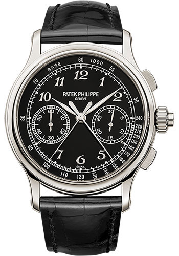 Patek Philippe Watches - Grand Complications Split-Seconds Chronograph - Style No: 5370P-001