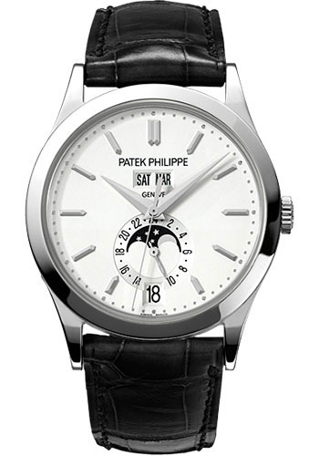 Patek Philippe Watches - Complications Annual Calendar - 38.5mm - Style No: 5396G-011