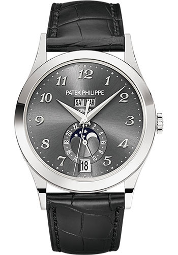 Patek Philippe Watches - Complications Annual Calendar - 38.5mm - Style No: 5396G-014