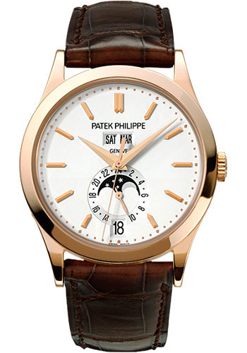 Patek Philippe Watches - Complications Annual Calendar - 38.5mm - Style No: 5396R-011