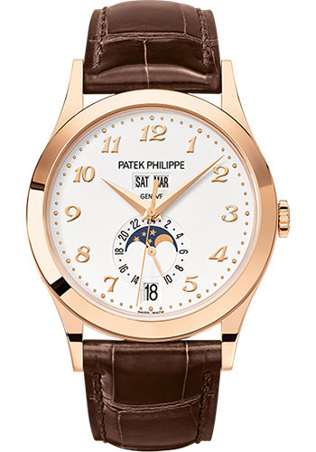 Patek Philippe Watches - Complications Annual Calendar - 38.5mm - Style No: 5396R-012