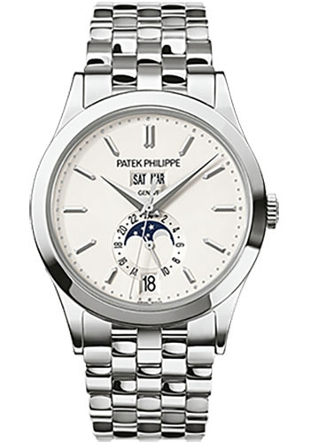 Patek Philippe Watches - Complications Annual Calendar - 38.5mm - Style No: 5396/1G-010