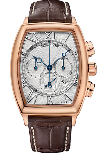 Breguet Watches - Heritage 5400 - Chronograph - Style No: 5400BR/12/9V6