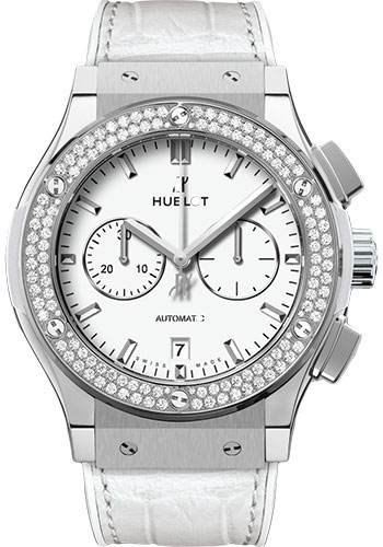 Hublot Watches - Classic Fusion 42mm Chronograph - Style No: 541.NE.2010.LR.1104