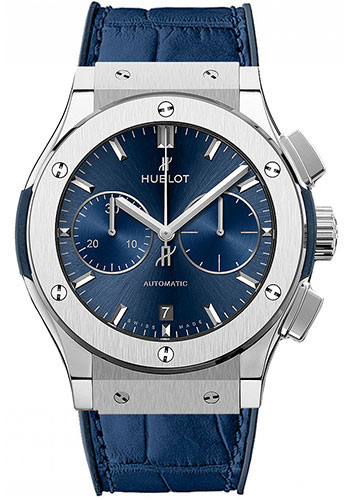 Hublot Watches - Classic Fusion 42mm Chronograph - Style No: 541.NX.7170.LR