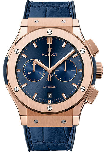 Hublot Watches - Classic Fusion 42mm Chronograph - Style No: 541.OX.7180.LR