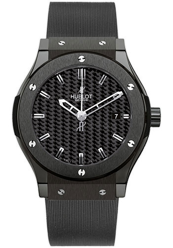 Hublot Watches - Classic Fusion 42mm Black Magic - Style No: 542.CM.1770.RX
