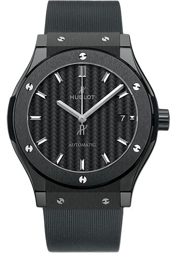 Hublot Watches - Classic Fusion 42mm Black Magic - Style No: 542.CM.1771.RX