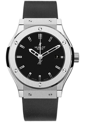 Hublot Watches - Classic Fusion 42mm Titanium - Style No: 542.NX.1170.RX