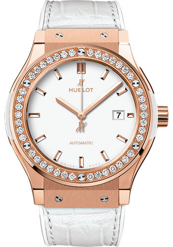 Hublot Watches - Classic Fusion 42mm King Gold - Style No: 542.OE.2080.LR.1204