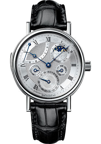Breguet Watches - Classique Grande Complication 5447 - Minute Repeater - 40mm - Style No: 5447BB/1E/9V6