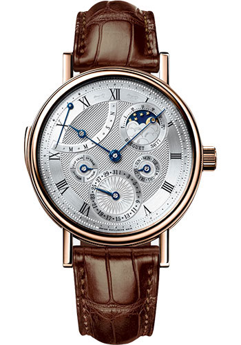 Breguet Watches - Classique Grande Complication 5447 - Minute Repeater - 40mm - Style No: 5447BR/1E/9V6