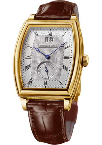 Breguet Watches - Heritage 39mm X 33mm - Yellow Gold - Style No: 5480BA/12/996