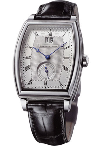 Breguet Watches - Heritage 39mm X 33mm - White Gold - Style No: 5480BB/12/996