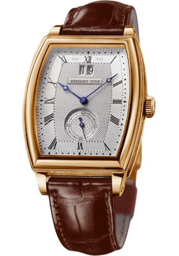 Breguet Watches - Heritage 39mm X 33mm - Rose Gold - Style No: 5480BR/12/996