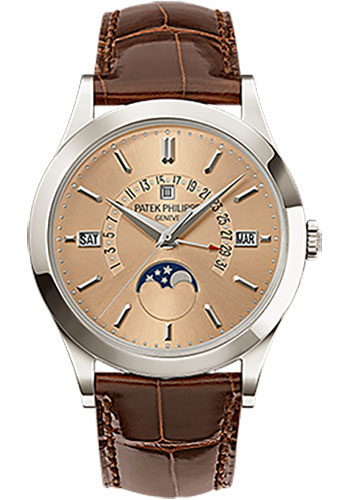 Patek Philippe Watches - Grand Complications Perpetual Calender Retrograde - Style No: 5496P-014