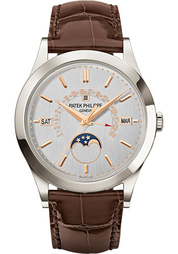 Patek Philippe Watches - Grand Complications Perpetual Calender Retrograde - Style No: 5496P-015