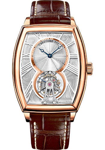 Breguet Watches - Heritage 5497 - Grande Complication Tourbillon - Style No: 5497BR/12/9V6