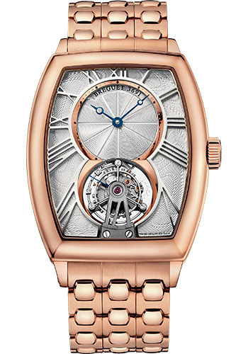 Breguet Watches - Heritage 5497 - Grande Complication Tourbillon - Style No: 5497BR/12/RB0