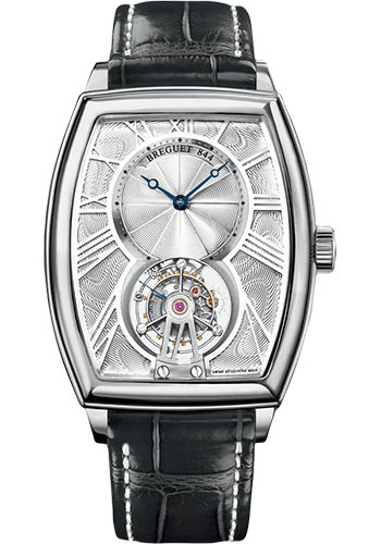 Breguet Watches - Heritage 5497 - Grande Complication Tourbillon - Style No: 5497PT/12/9V6