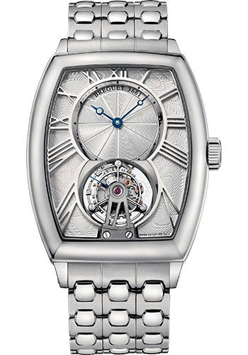 Breguet Watches - Heritage 5497 - Grande Complication Tourbillon - Style No: 5497PT/12/PB0