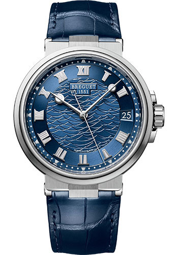 Breguet Watches - Marine 5517 - 40mm - Style No: 5517BB/Y2/9ZU