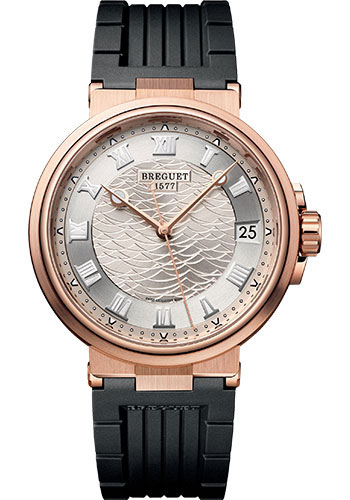 Breguet Watches - Marine 5517 - 40mm - Style No: 5517BR/12/5ZU
