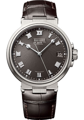 Breguet Watches - Marine 5517 - 40mm - Style No: 5517TI/G2/9ZU