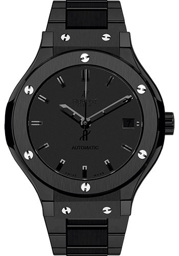 Hublot Watches - Classic Fusion 38mm All Black - Style No: 565.CM.1110.CM