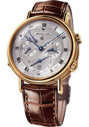 Breguet Watches - Le Reveil du Tsar Classique Alarm 39mm - Yellow Gold - Style No: 5707BA/12/9V6