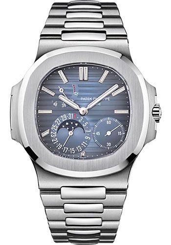 Patek Philippe Watches - Nautilus Mens Stainless Steel - Style No: 5712/1A-001