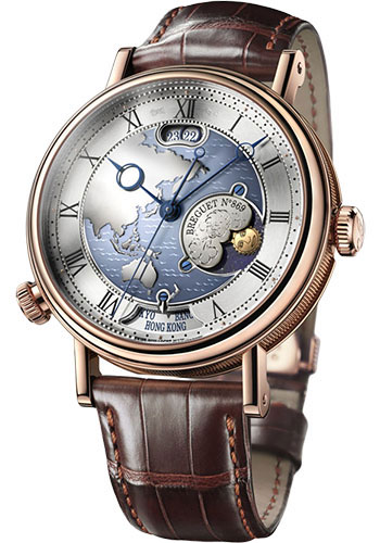 Breguet Watches - Classique 43mm - Rose Gold - Style No: 5717BR/AS/9ZU