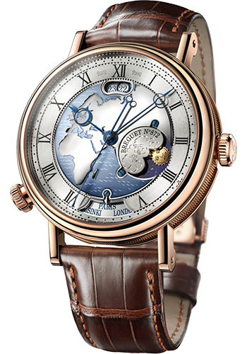 Breguet Watches - Classique 43mm - Rose Gold - Style No: 5717BR/EU/9ZU