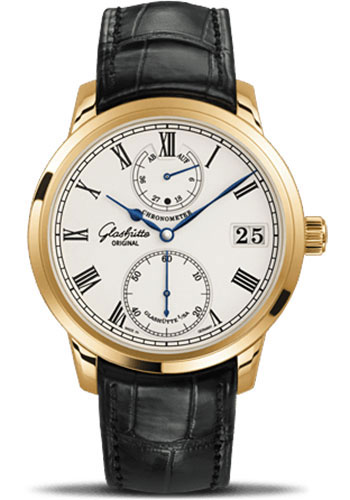 Glashutte Original Watches - Quintessentials Senator Chronometer - Style No: 58-01-01-01-04