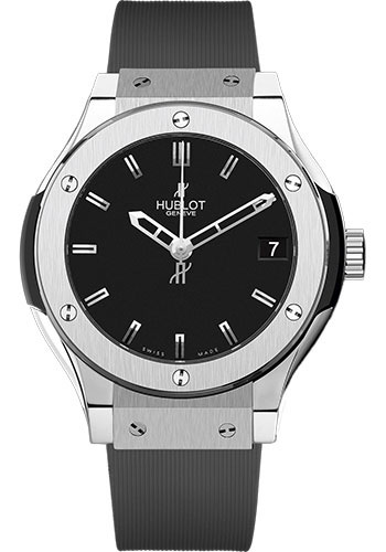Hublot Watches - Classic Fusion 33mm Titanium - Style No: 581.NX.1170.RX