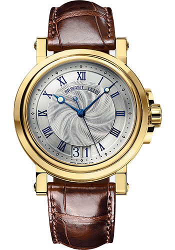 Breguet Watches - Marine 5817 - 39mm - Yellow Gold - Style No: 5817BA/12/9V8